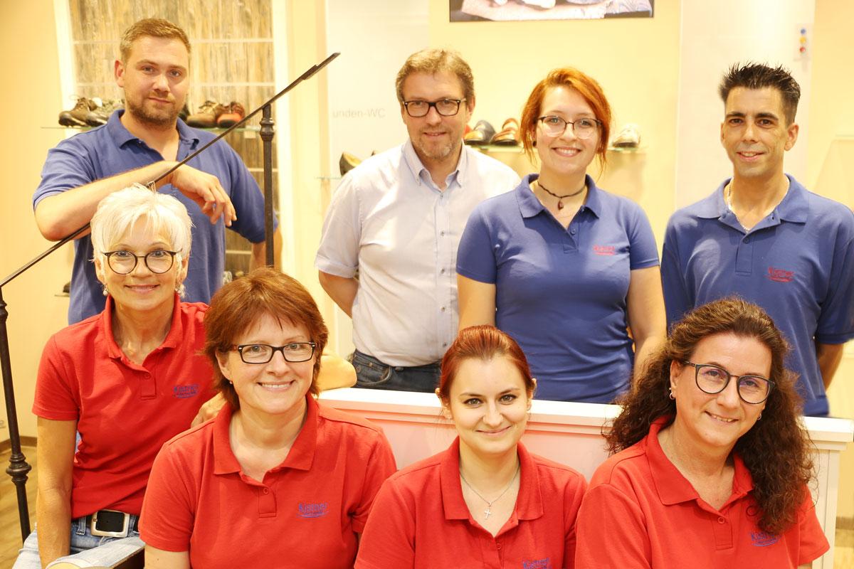 Team Kistner Orthopädie